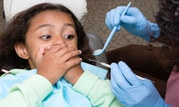 Child Overcome the Fear of a Dentist -Smileperfectors