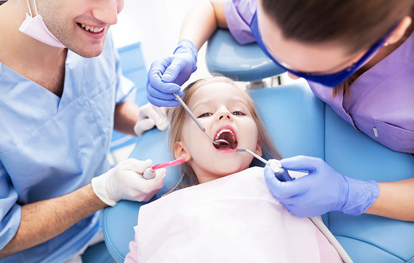A Kid In Dentistry