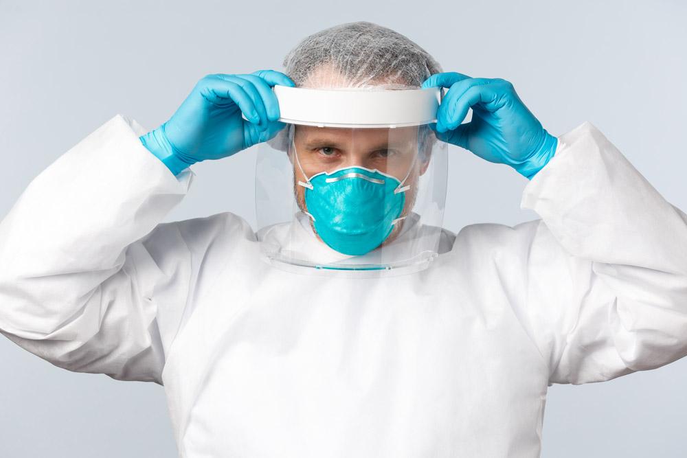 covid-19 dentist safety info